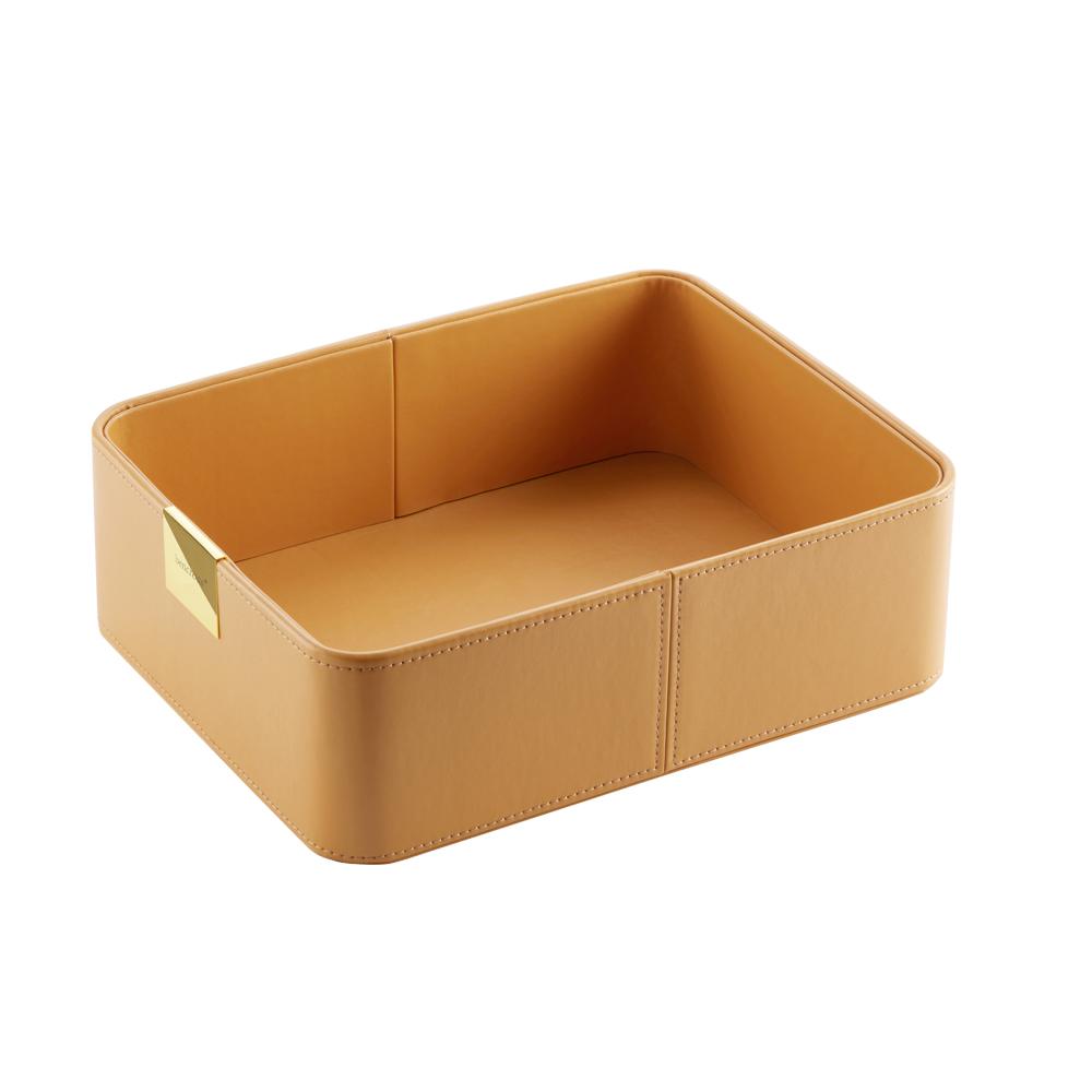 bencross本心本來|皮革內衣收納盒架