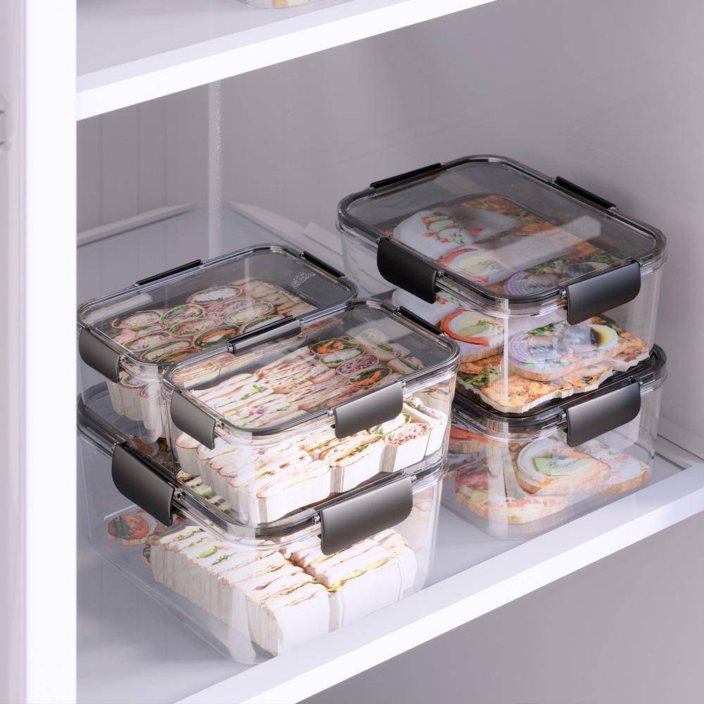 bencross本心本來|冰箱保鮮盒-1100ml