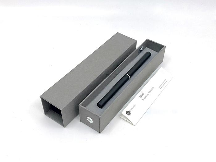TEN|磁吸式鋁合金鋼珠筆 - 玫瑰金