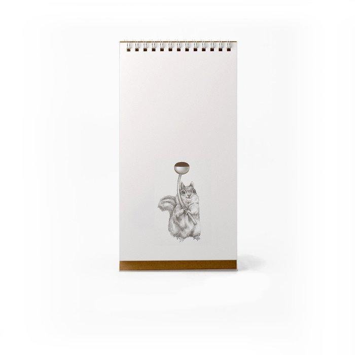 SPEXTRUM|翻頁花器 - 可愛小夥伴