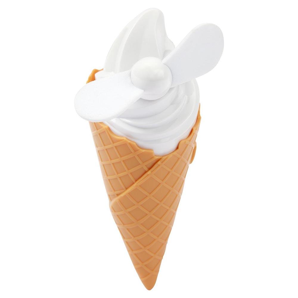 Sunnylife 冰淇淋手拿風扇(白色)