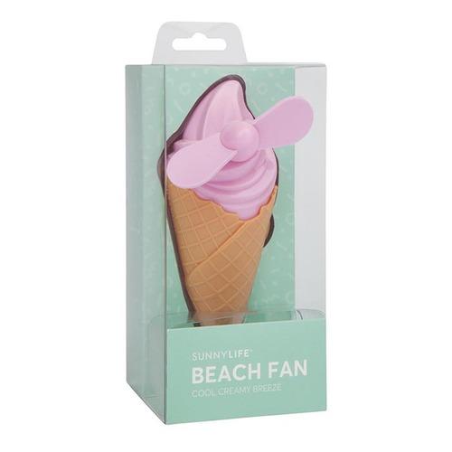 Sunnylife|冰淇淋手拿風扇(粉色)