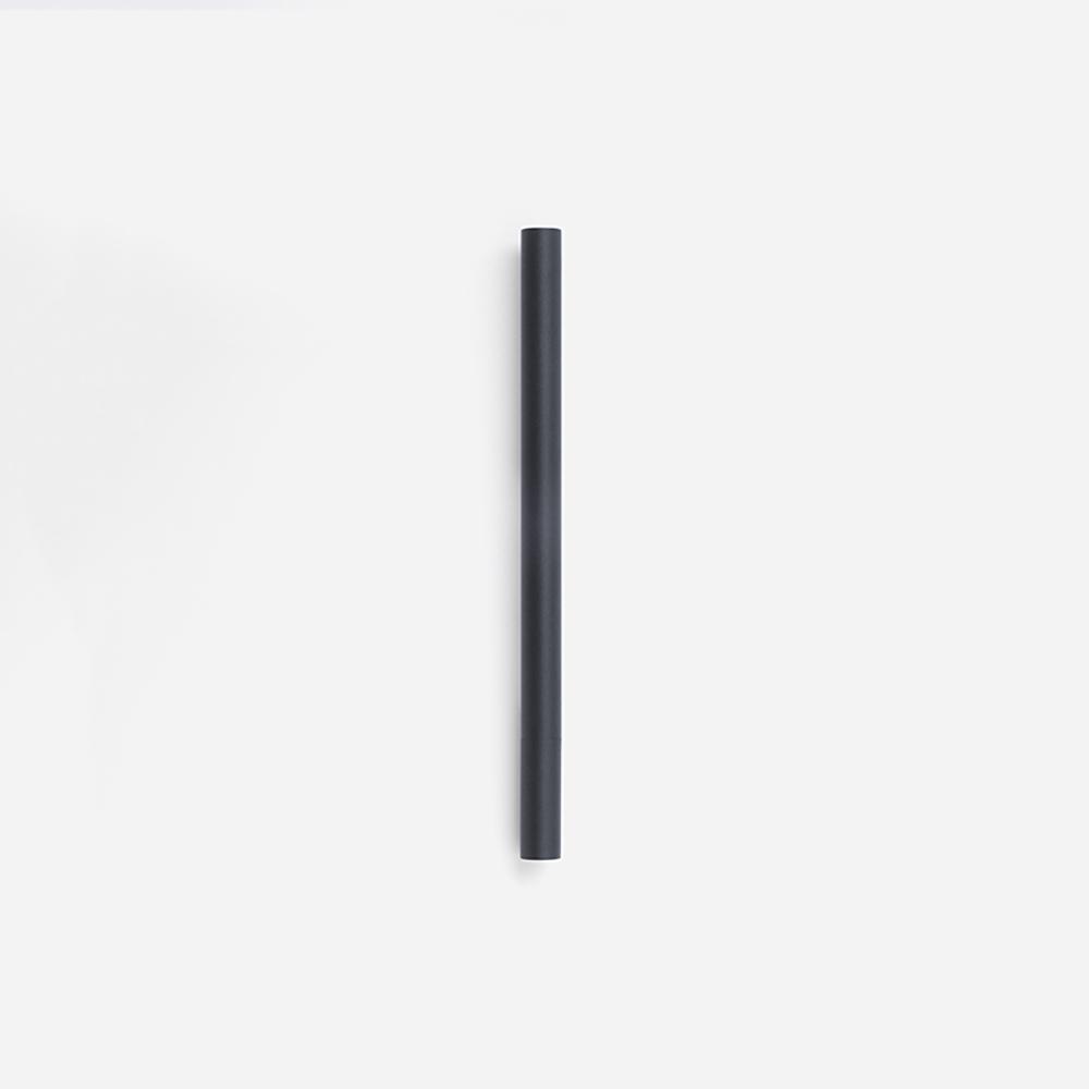 TEN 磁吸式鋁合金鋼珠筆 - 黑