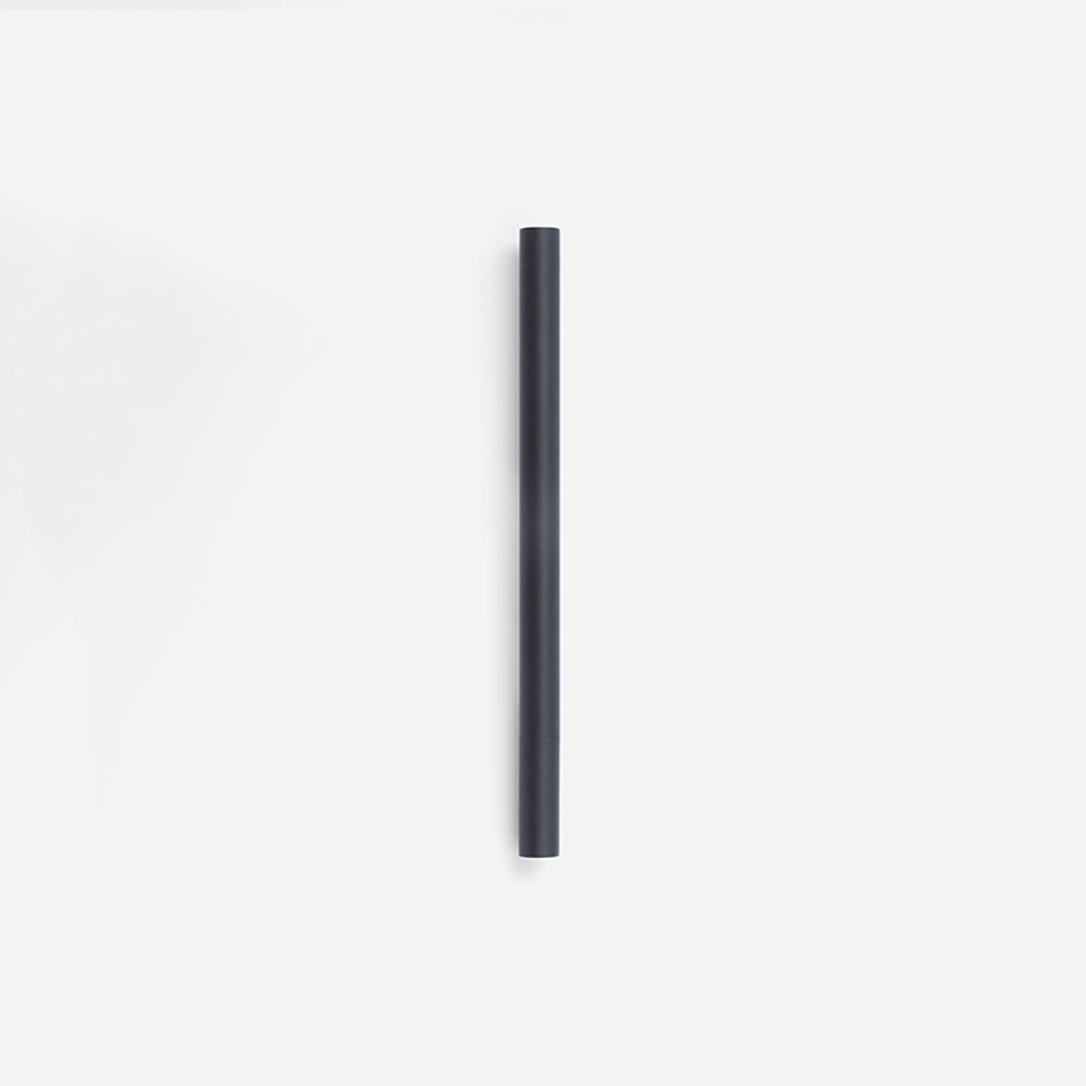 TEN|磁吸式鋁合金鋼珠筆 - 黑