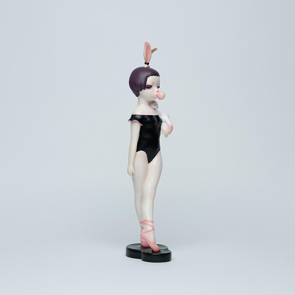 水果硬糖|藝術玩偶雕塑-黑天鵝Black Swan