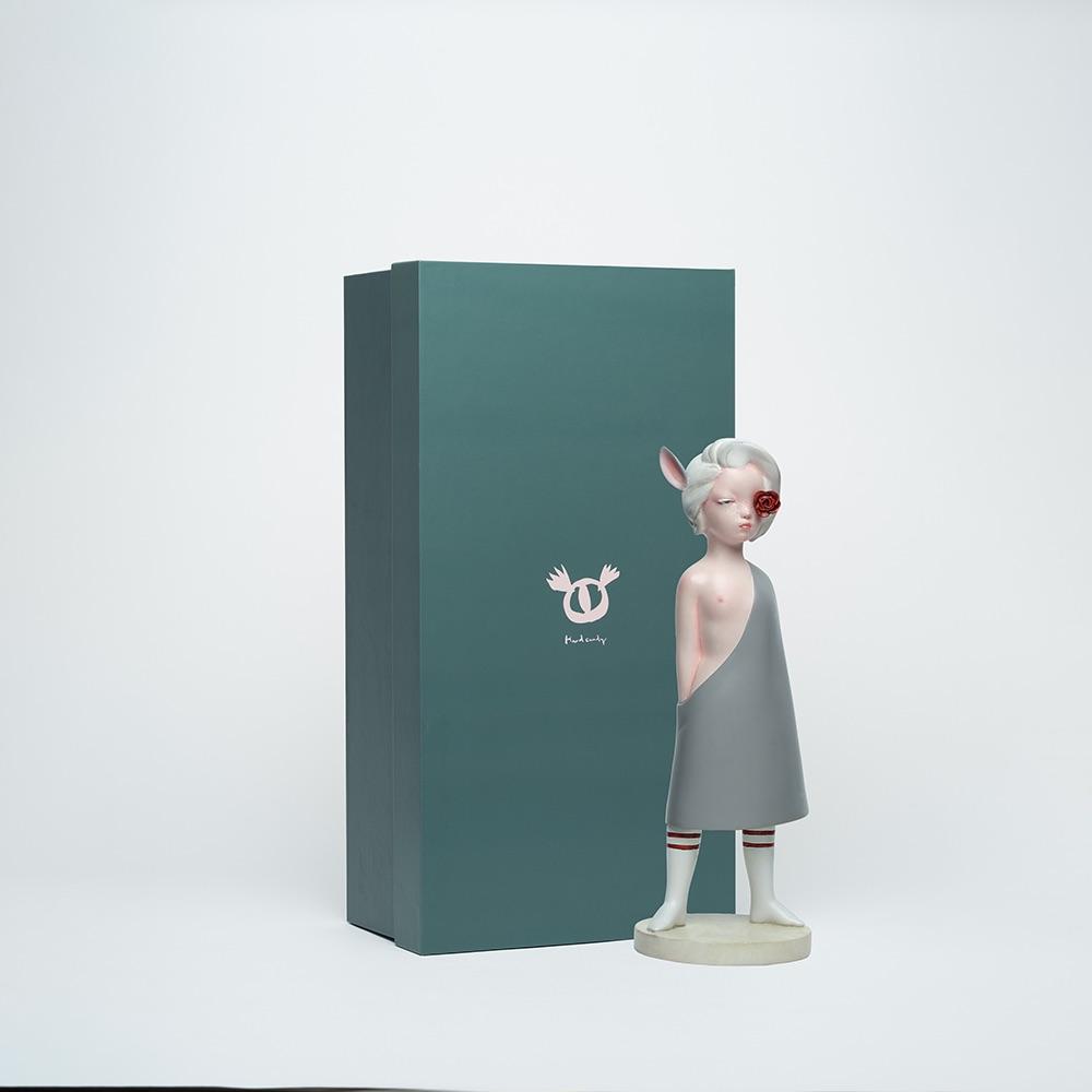 水果硬糖|藝術玩偶雕塑-小雀斑Little Freckle