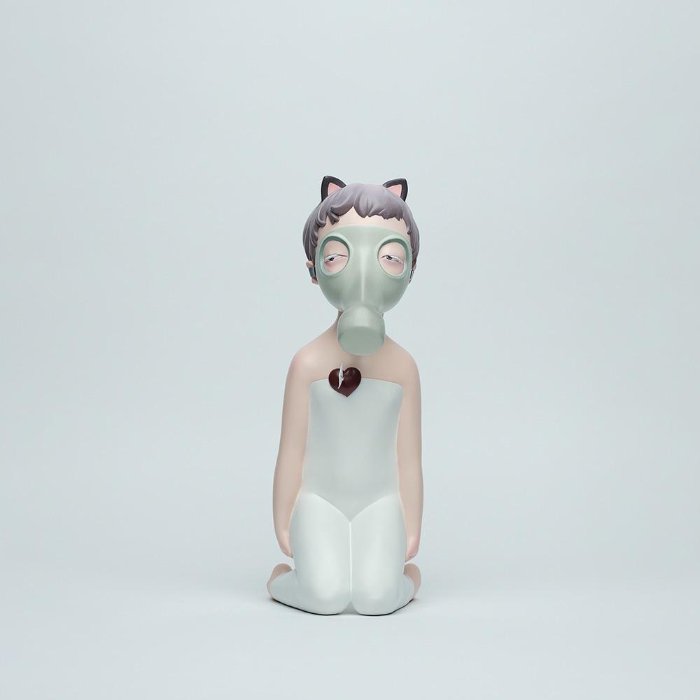 水果硬糖|藝術玩偶雕塑-面具Mask
