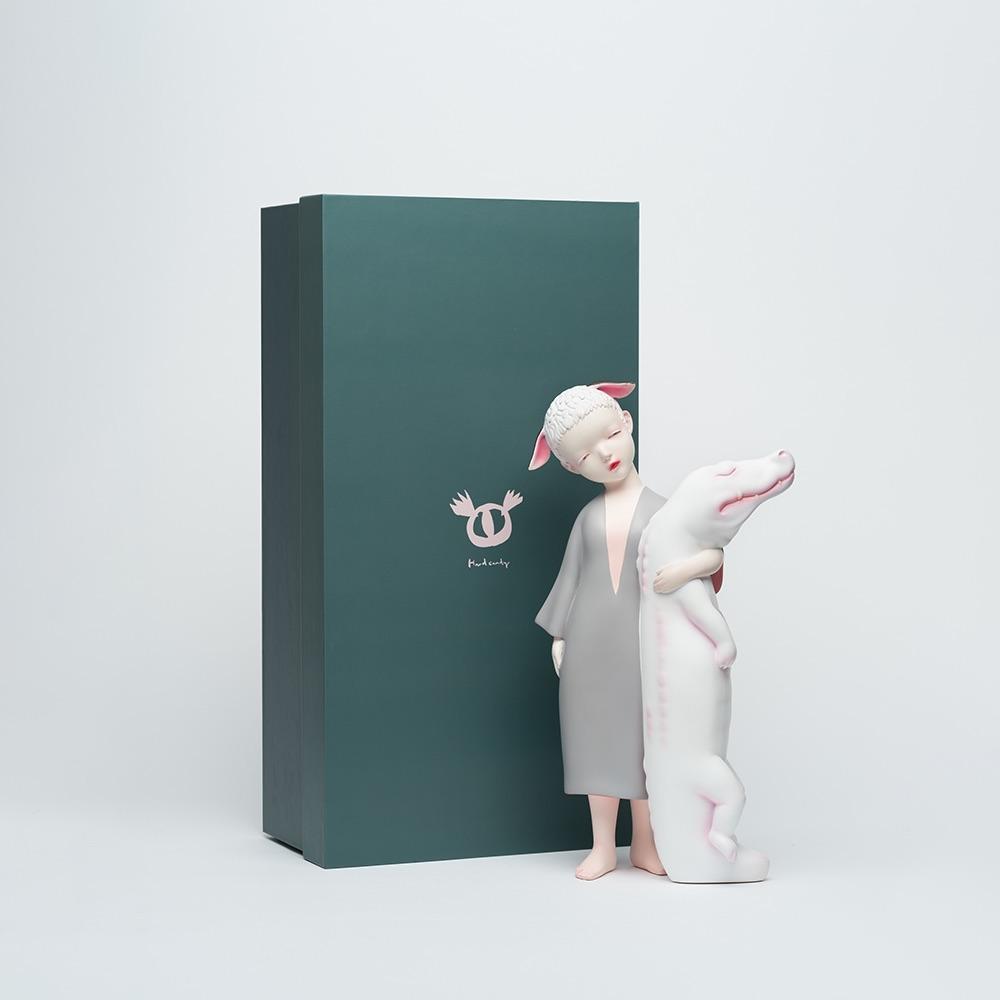 水果硬糖|藝術玩偶雕塑-鱷魚法則Alligator Principle