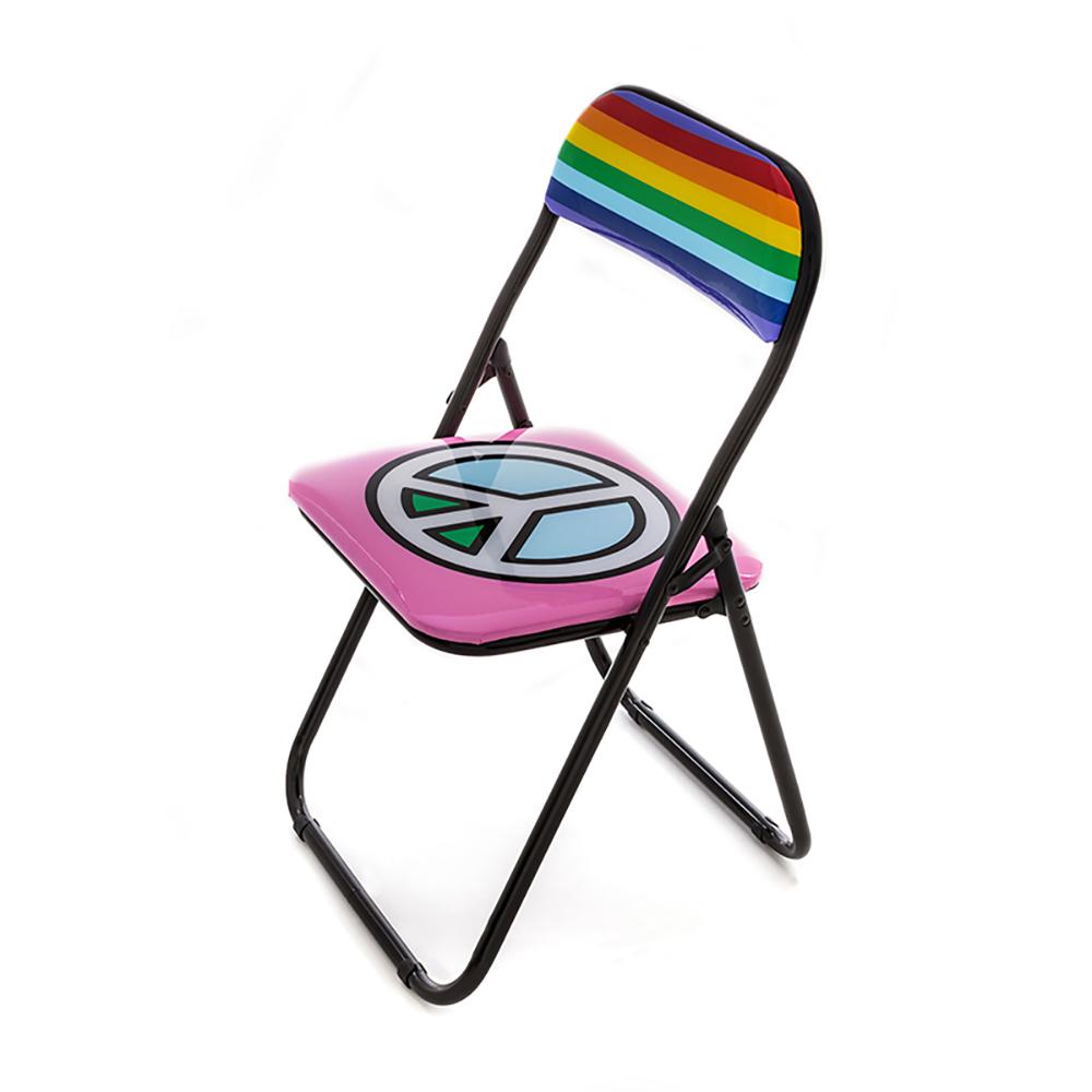 Seletti|普普風折疊椅(和平)