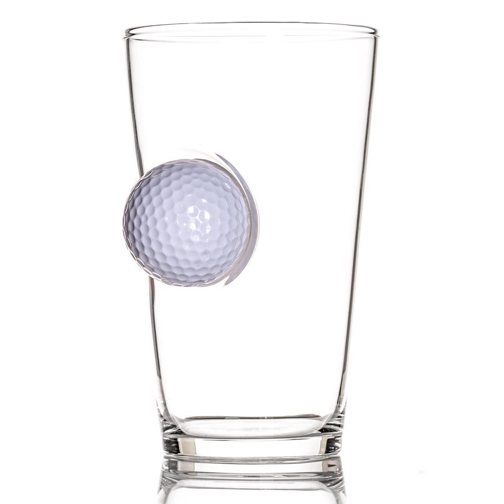 STUCK IN GLASS|玻璃啤酒杯 - GOLF款