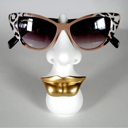 Antartidee|女士眼鏡架(金唇)