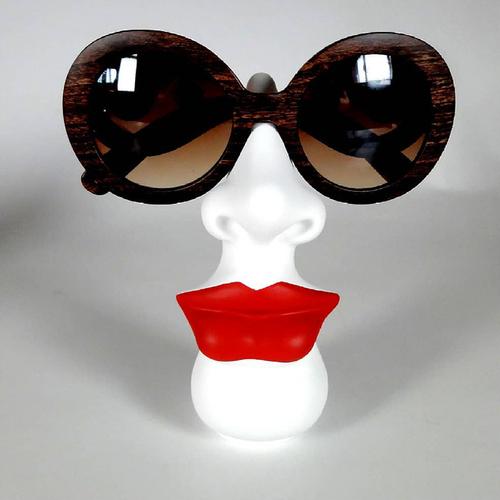 Antartidee|女士眼鏡架(紅唇)