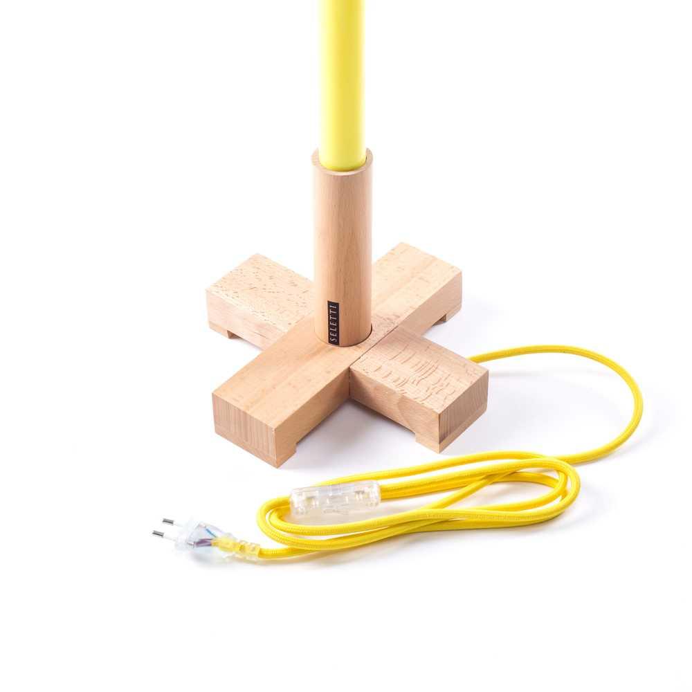 Seletti|LED燈管(黃色)