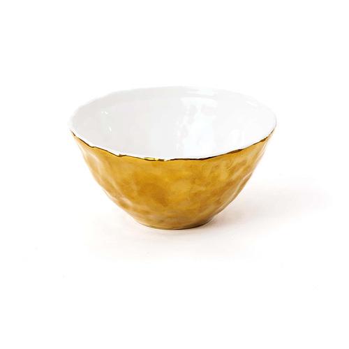 Seletti 鍍金造型碗