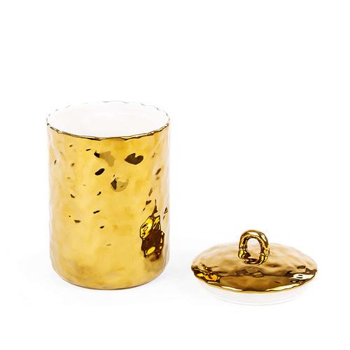 Seletti|鍍金造型罐子