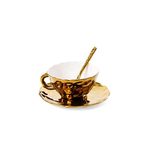 Seletti 鍍金造型茶杯