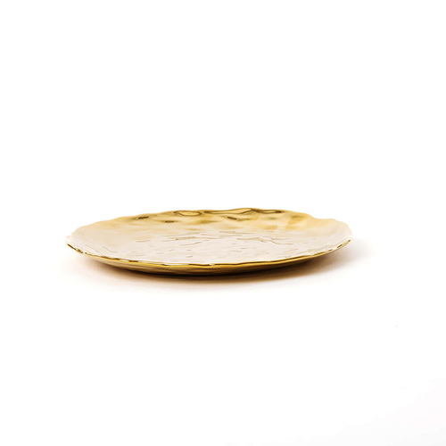 Seletti|鍍金造型餐盤