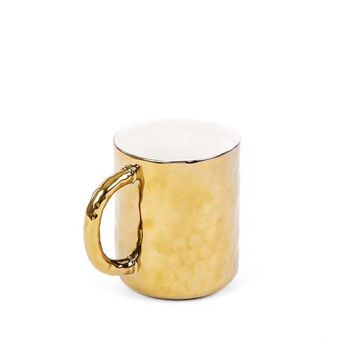 Seletti|鍍金造型馬克杯