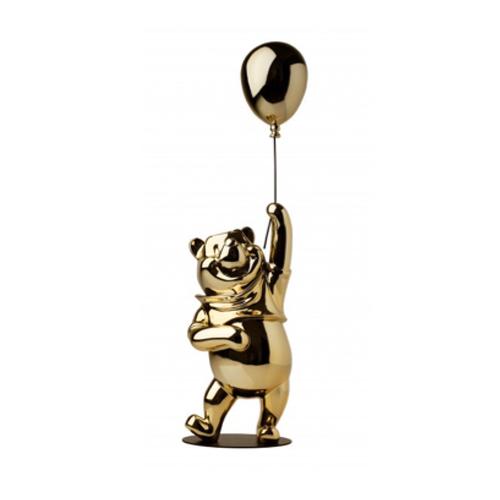Leblon Delienne|維尼熊造型擺飾(金色)