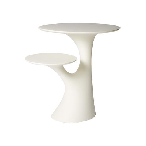 Qeeboo 兔子樹造型邊桌