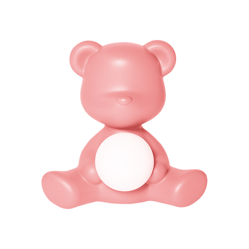 Qeeboo|泰迪女孩造型燈(粉色)