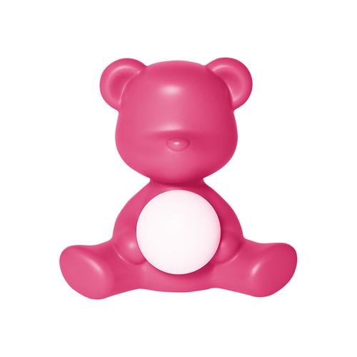 Qeeboo|泰迪女孩造型燈(桃紅色)