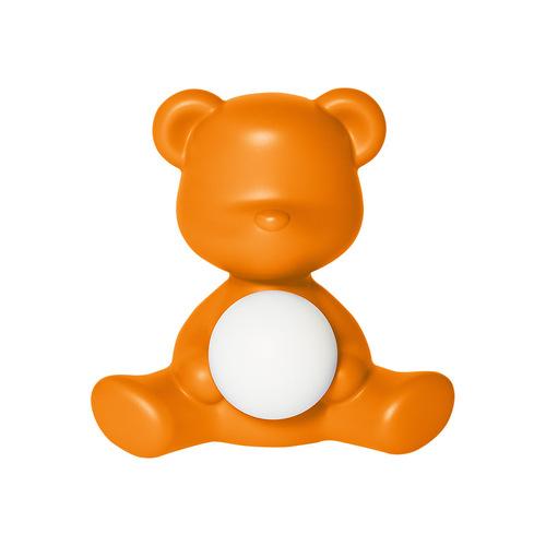 Qeeboo 泰迪女孩造型燈(橘色)