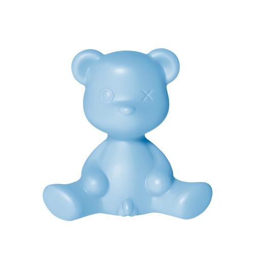Qeeboo|泰迪男孩造型燈(藍色)