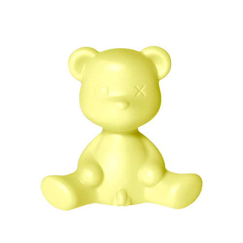 Qeeboo 泰迪男孩造型燈(黃色)