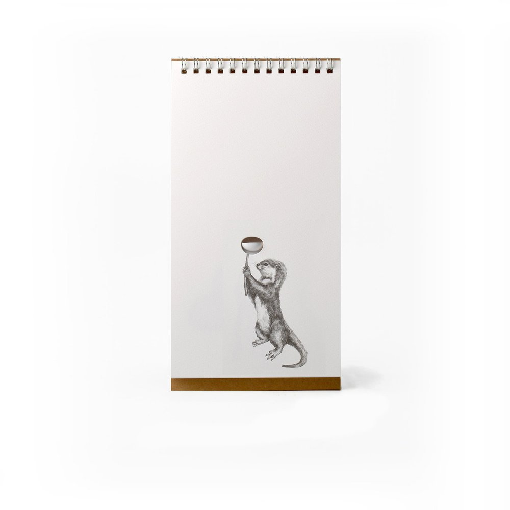 SPEXTRUM|翻頁花器 - 野生動物