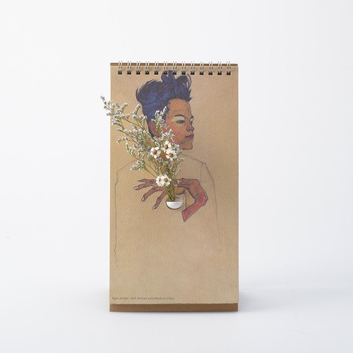SPEXTRUM|翻頁花器 - 古典畫作(限定版)