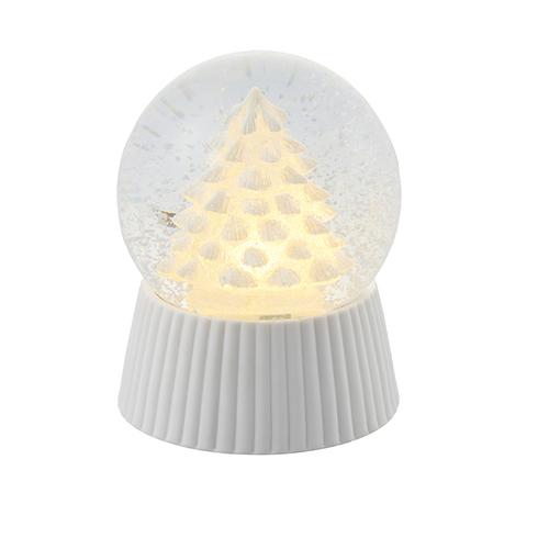 SIRIUS|透明雪花水晶球燈(聖誕樹)