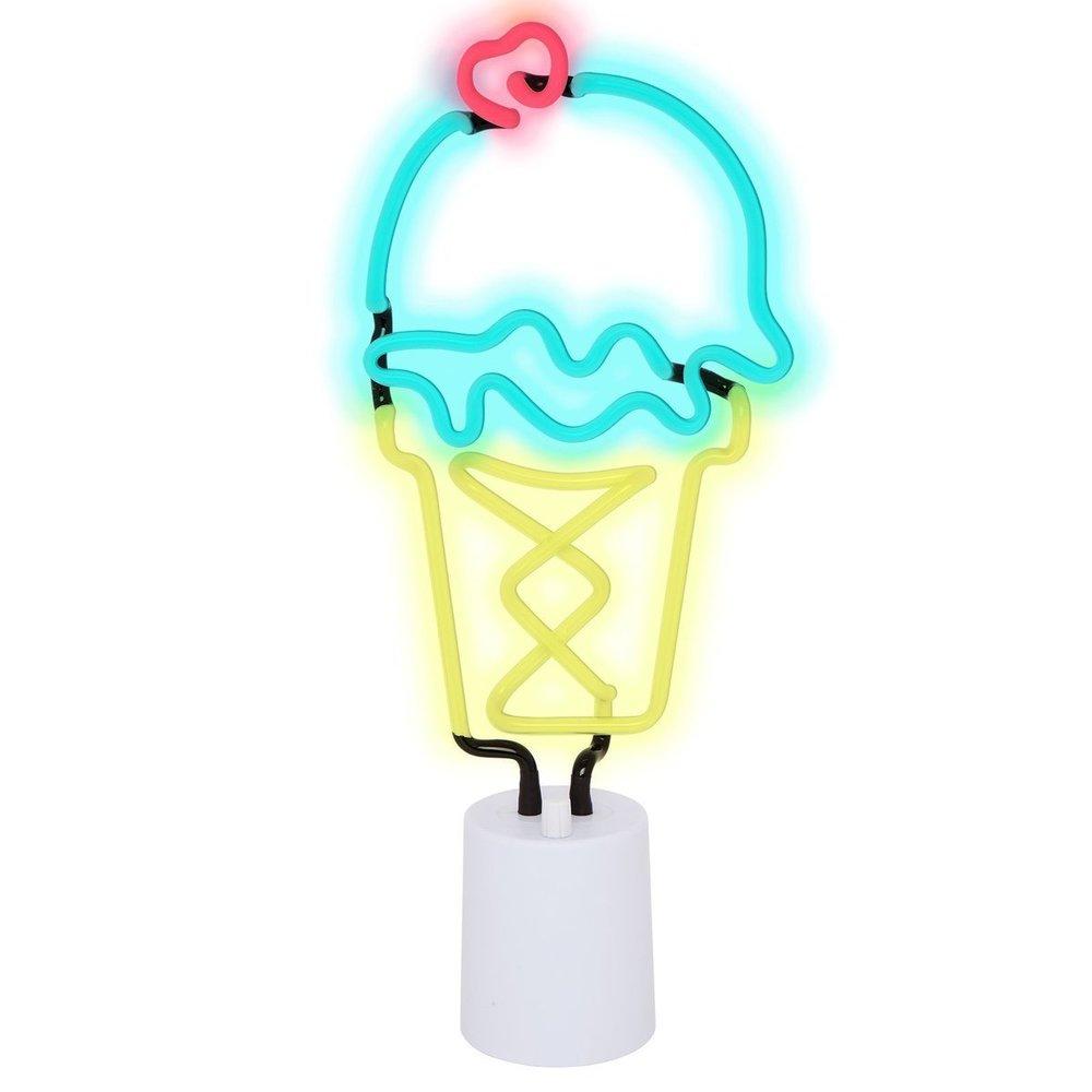 Sunnylife|大型冰淇淋霓虹燈