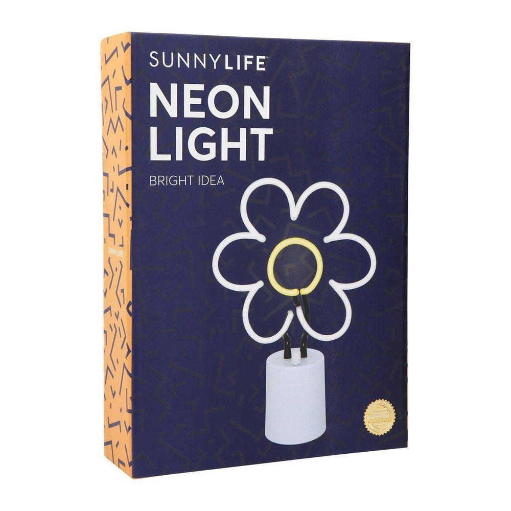 Sunnylife 大型雛菊霓虹燈