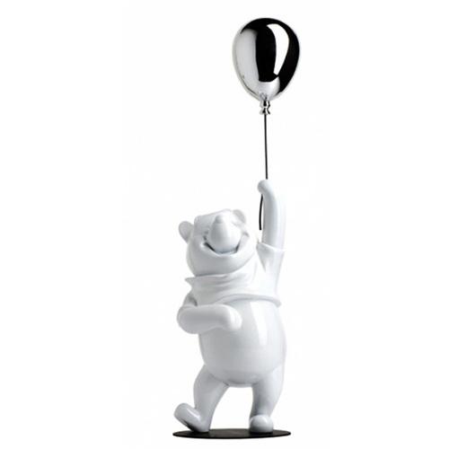 Leblon Delienne|氣球維尼熊造型雕塑限量款(四款)