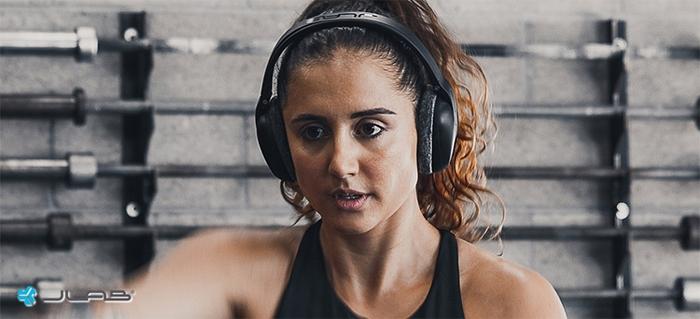 JLab|Flex Sport 耳罩式藍牙耳機