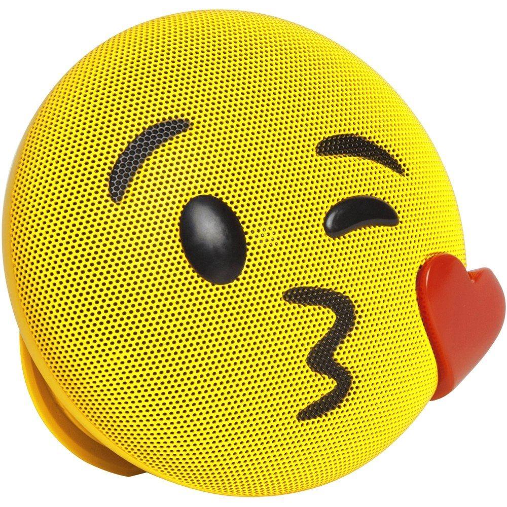 Jam|Jamoji 無線藍牙喇叭-KISS
