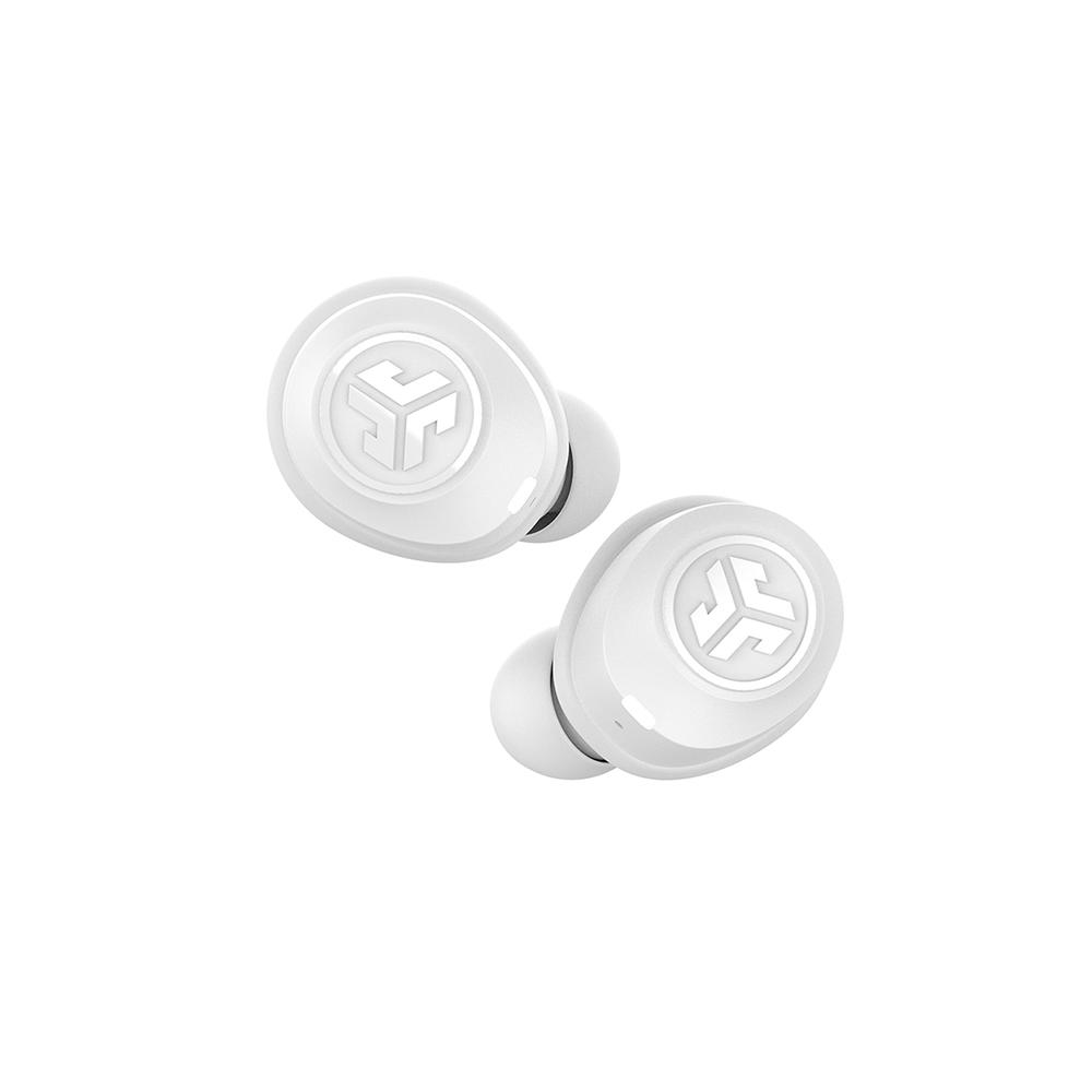 JLab|JBuds Air 真無線藍牙耳機 - 白色