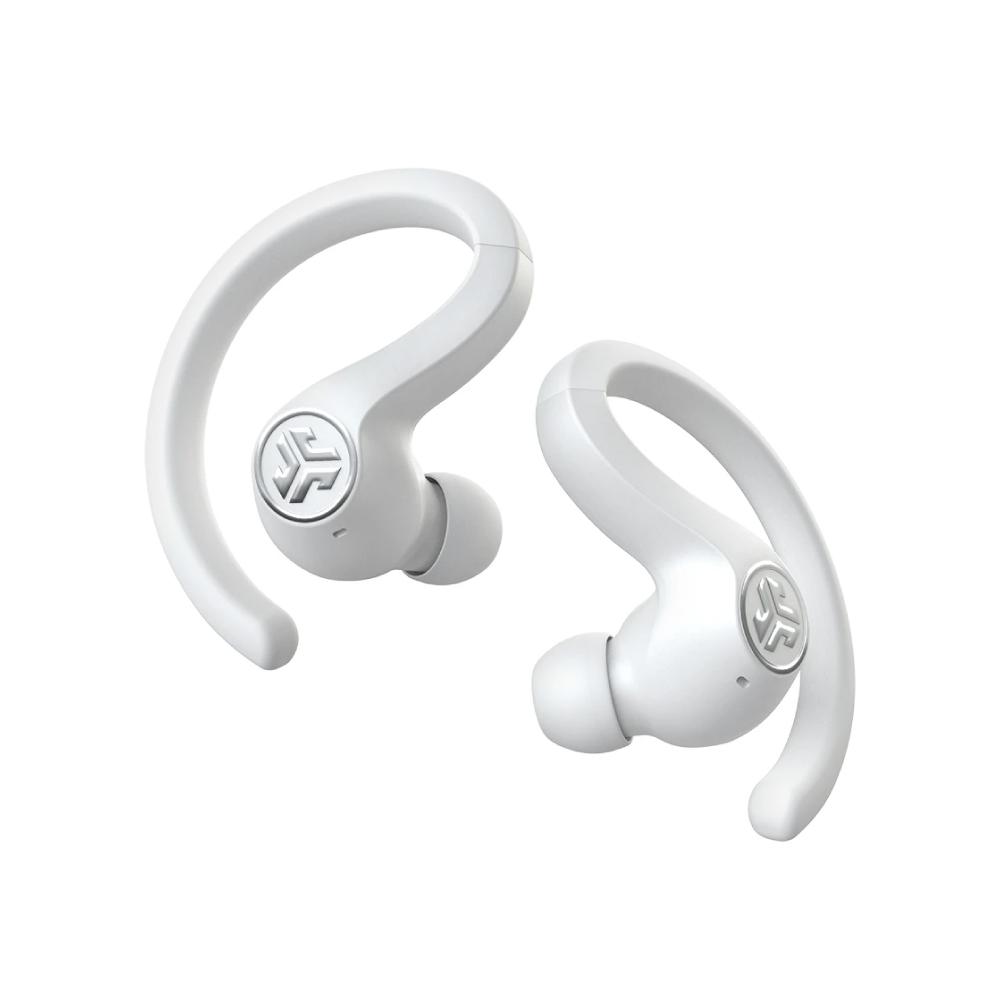JLab|JBuds Air Sport 真無線藍牙耳機 - 白色