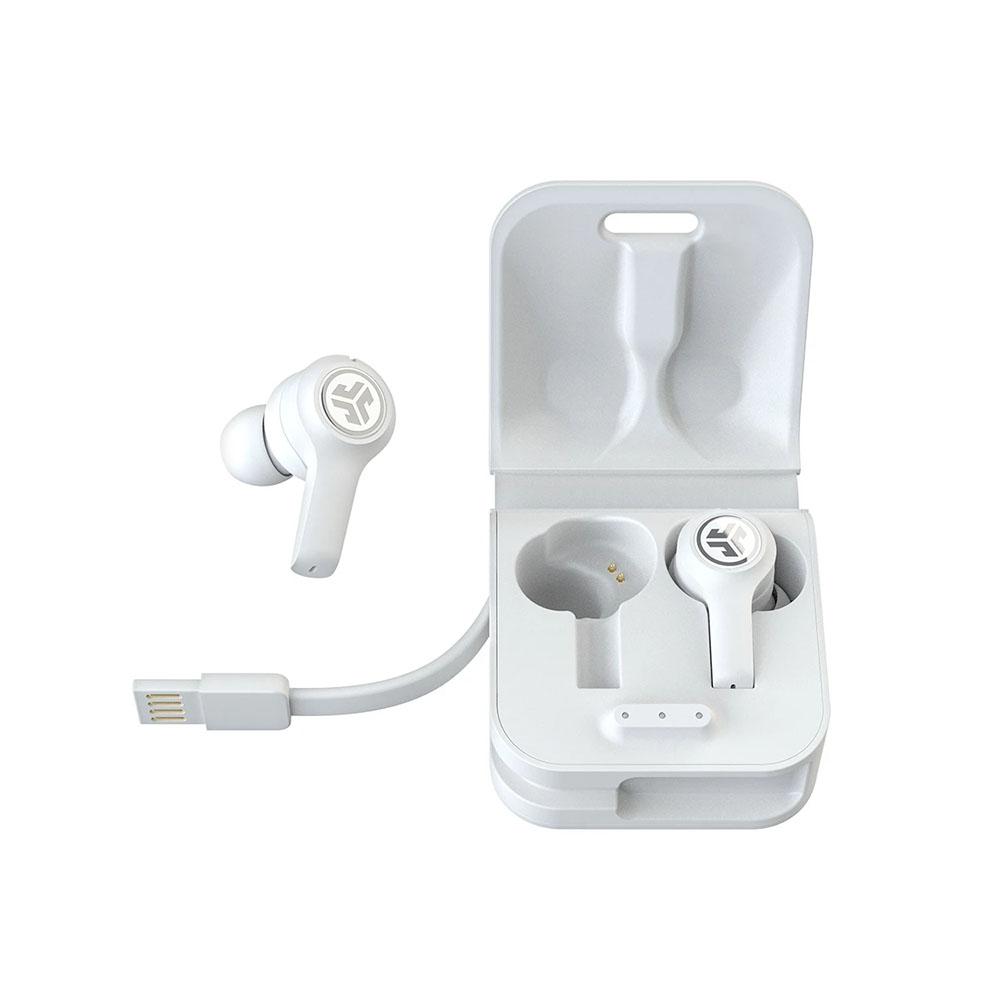 JLab JBuds Air Executive 真無線藍牙耳機 - 白色