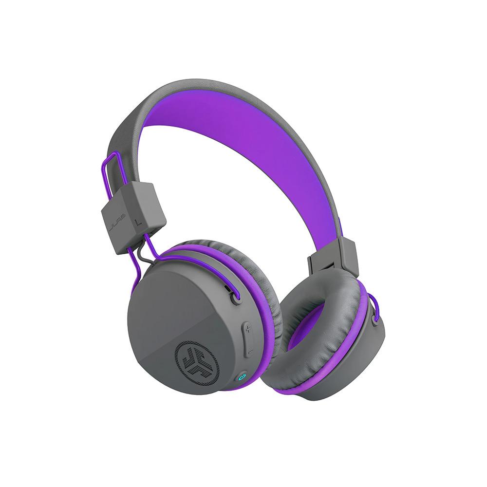 JLab JBuddies Studio 無線兒童耳機 - 紫色