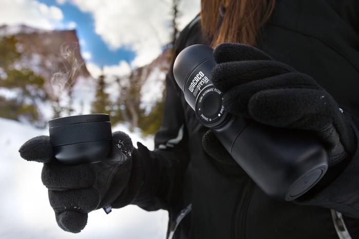 WACACO|Minipresso GR 迷你濃縮咖啡機 使用咖啡粉 2018全新包裝改款 升級上市