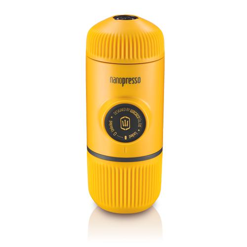 WACACO|Nanopresso 隨身咖啡機 (黃色)