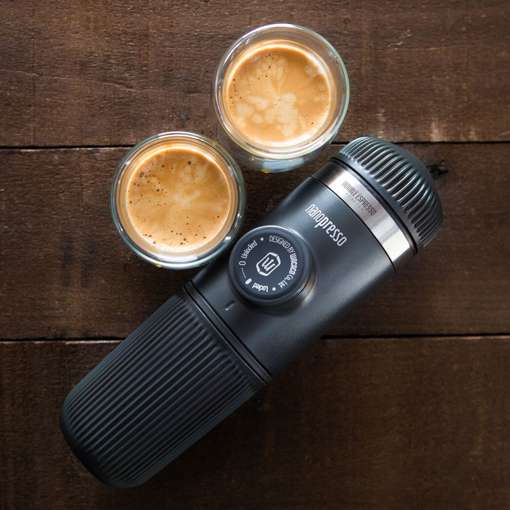 WACACO|Nanopresso Barista Kit 雙倍濃縮咖啡套件