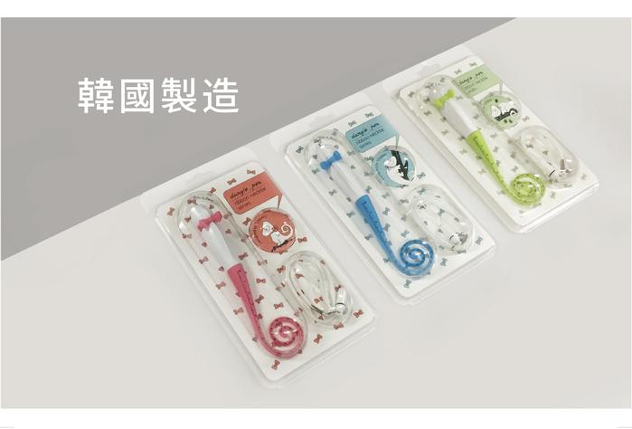 (複製)TOYOYO|變色龍短尺造型原子筆 - 草綠