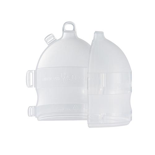 JoyRuby|BOSO 攜帶式摺疊紅酒杯(附硬殼)-透明