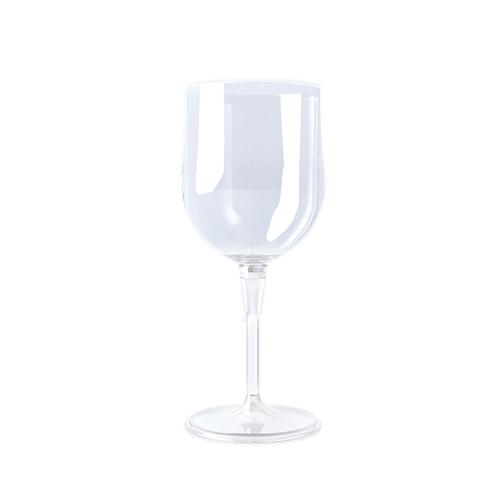 JoyRuby|攜帶式摺疊紅酒杯(附硬殼)-透明