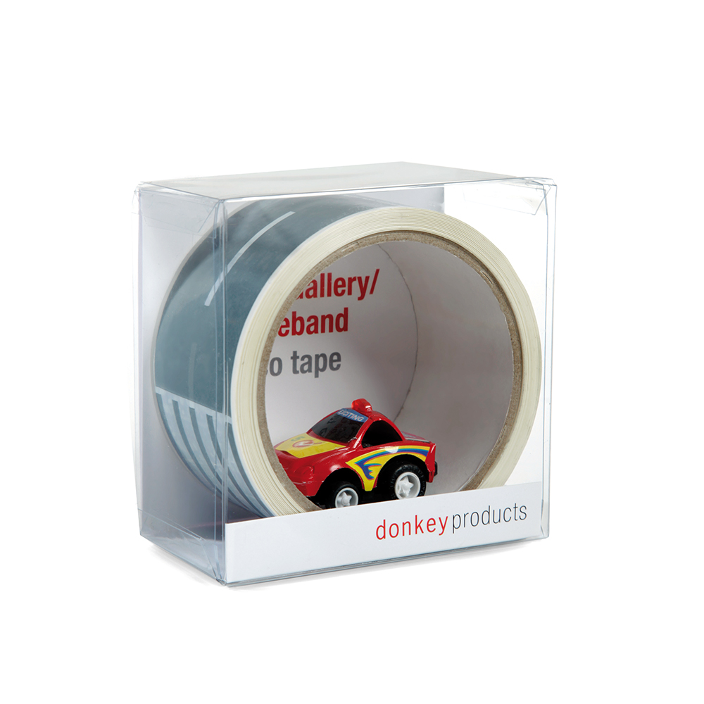 德國 Donkey|兒童趣味馬路紙膠帶- 小汽車