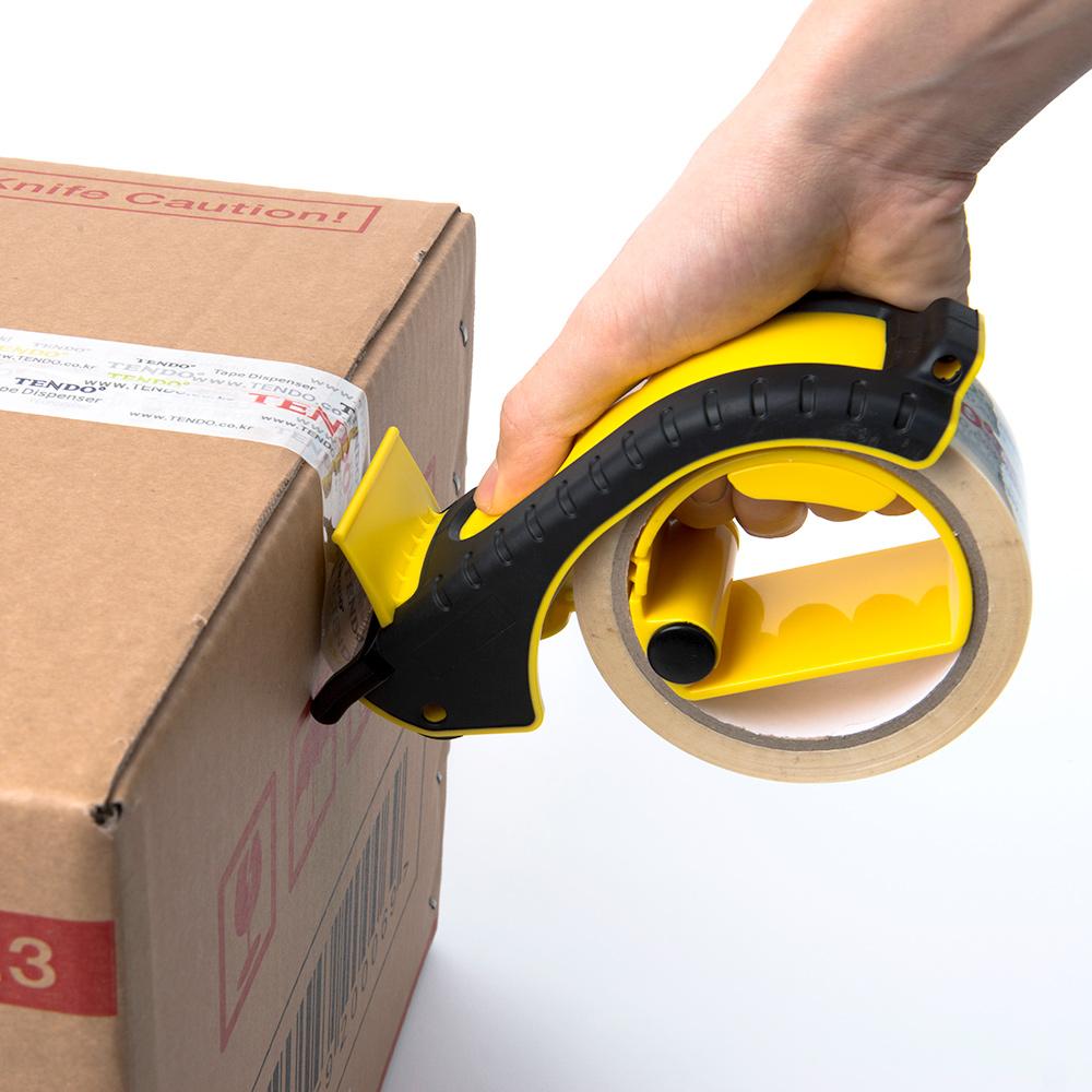 Tendo 10°|膠台切割器 2入組 (黑+黃)