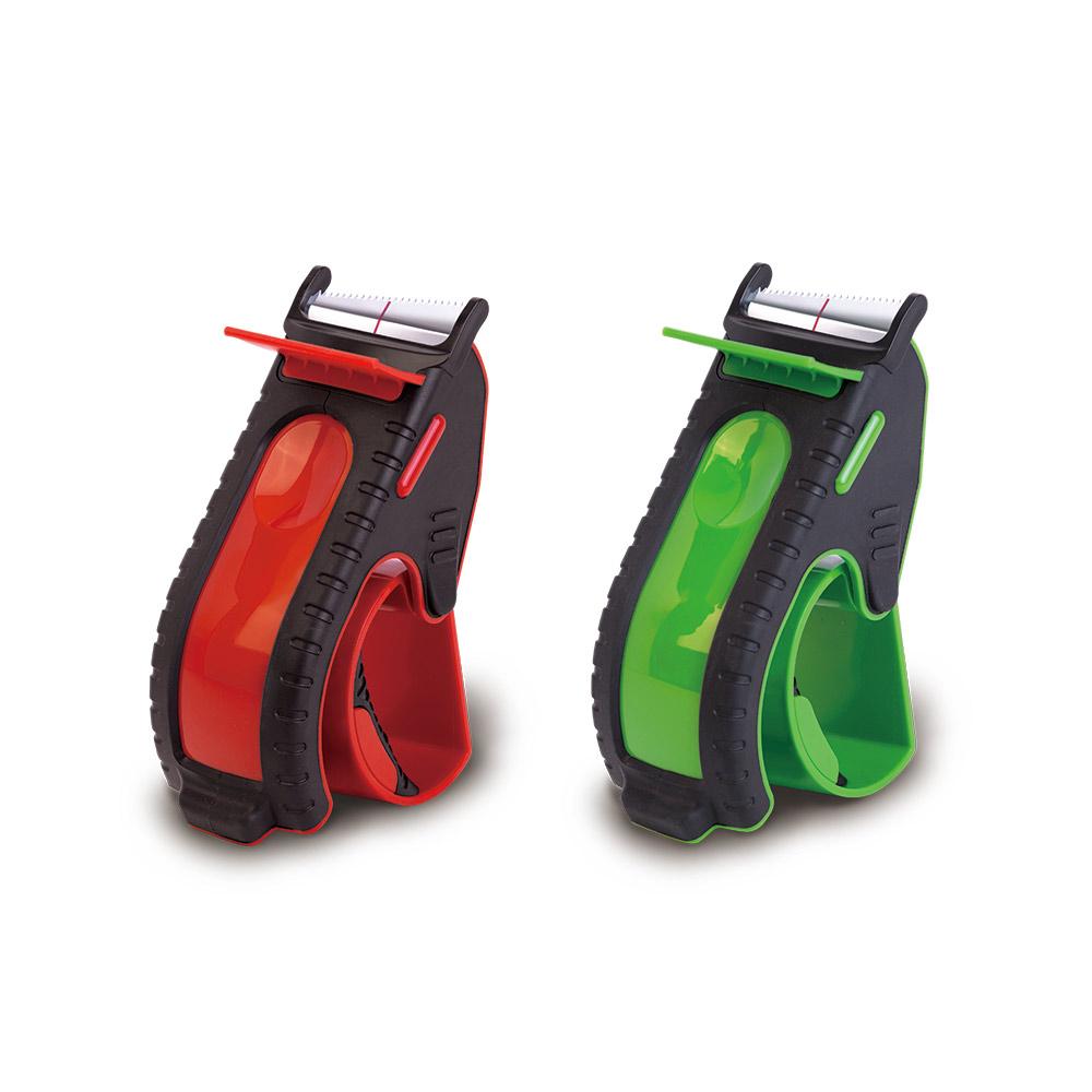 Tendo 10° 膠台切割器 2入組 (紅+綠)